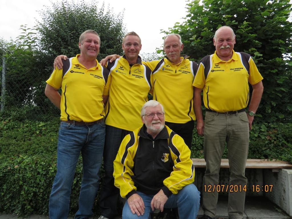Aufstieg Oberliga Sommer 2014